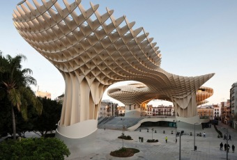 """Visita a """"las setas"""" de Sevilla"""