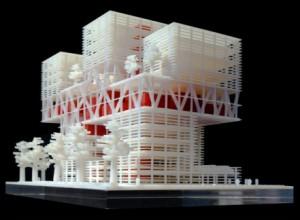Las impresoras 3D en la arquitectura